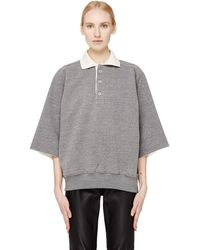 Fear Of God - Short Sleeve Heavy Terry Sweatshirt - Lyst