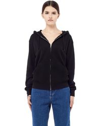 Blackyoto - Embroidered Koi Hoodie Sweatshirt - Lyst