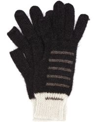 Rick Owens - Mohair Gloves - Lyst