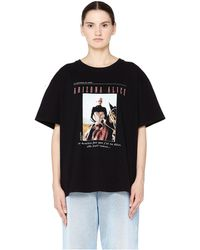 Enfants Riches Deprimes - Black 'arizona Alice' T-shirt - Lyst