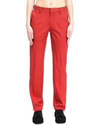 Undercover - Wool Trousers - Lyst