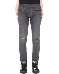 Undercover - Printed Cotton Pants - Lyst
