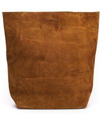 Hender Scheme - Leather Tote Bag - Lyst