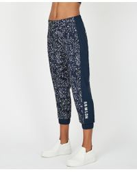Sweaty Betty - Mellow Printed 7/8 Pants - Lyst