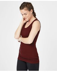 Sweaty Betty - Mantra Workout Tank - Lyst