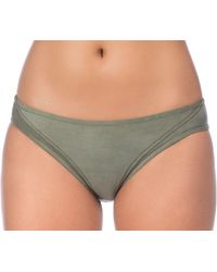 Lucky Brand - Suede With Me Hipster Swim Bottom - Lyst