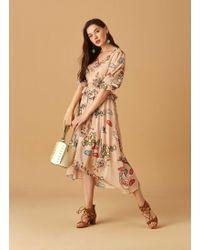 Roman - Elastic Waist Dress - Lyst