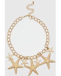 Roman - Starfish Necklace - Lyst