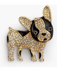 Talbots - Holiday Brooch Collection - Doggie - Lyst