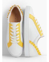 Talbots - Tennis Sneakers - Lyst