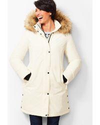 Talbots - Primaloft® Puffer Coat - Lyst