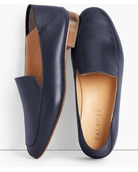 Talbots - Cassidy Collapsible Flats - Nappa Leather - Lyst