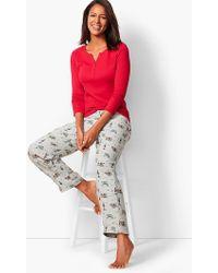 Women s Talbots Pajamas 359d06a42