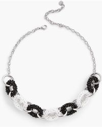 Talbots - Links Necklace - Lyst