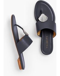 Talbots - Keri Novelty Sandals - Lyst