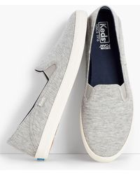 Talbots - Keds(tm) Crashback Slip-on Sneakers - Lyst