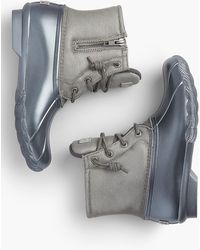 Talbots - Sperry(r) Saltwater Pearlized Rainboots - Lyst