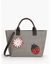 Talbots - Spring Whimsy Tote - Lyst