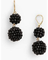 Talbots - Rsvp Drop Earrings - Lyst