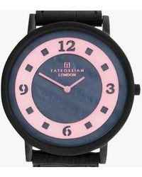 Tateossian - Rotondo Ultra Slim Watch - Lyst