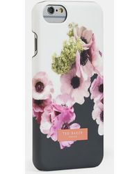 Ted Baker Neapolitan Iphone 6/6s/7/8 Clip Case
