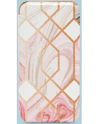 Ted Baker - Sea Of Clouds Iphone 6/6s/7/8 Case - Lyst