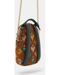 Ted Baker - Colour By Numbers - Nave Mini Convertible Backpack - - Lyst