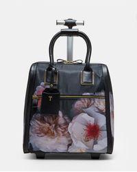 Ted Baker - Chelsea Grey Travel Bag - Lyst
