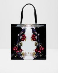 Ted Baker   Bejewelled Shadows Large Shopper Bag   Lyst