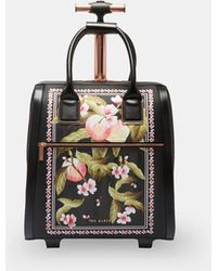 Ted Baker - Peach Blossom Travel Bag - Lyst