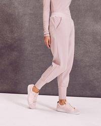 Ted Baker - Ribbed Cuff Jogger Bottoms - Lyst