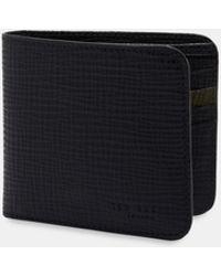 Ted Baker - Palmelato Bi-fold Wallet - Lyst