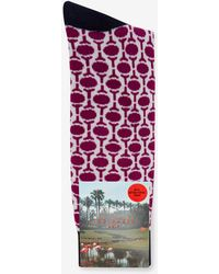 Ted Baker - Printed Socks - Lyst