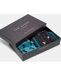 Ted Baker - Freld Boxers And Socks Set - Lyst