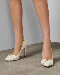 Ted Baker - Bow Detail Courts - Lyst