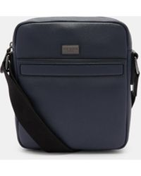 Ted Baker - Crossgrain Mini Flight Bag - Lyst