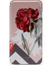 Ted Baker - Palace Gardens Iphone 6/6s/7/8 Case - Lyst