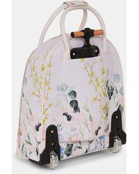Ted Baker - Elianna Elegant Travel Roller Bag - Lyst