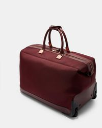 Ted Baker - Metallic Trim Large Holdall - Lyst