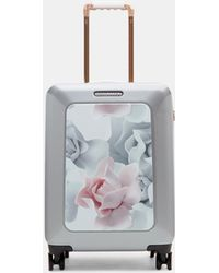 59e6d4446b9a Ted Baker Balmoral Small Suitcase in Pink - Lyst