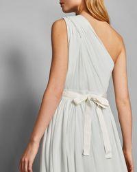 beabadc3b Ted Baker - Medium Embellished Bridal Belt - Lyst