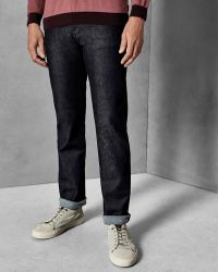 Ted Baker - Original Fit Tall Brushed Denim Jeans - Lyst