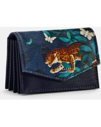 8e110f07867 Ted Baker - Houdinii Concertina Leather Card Holder - Lyst