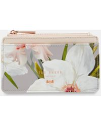 Ted Baker - Chatsworth Card Holder - Lyst