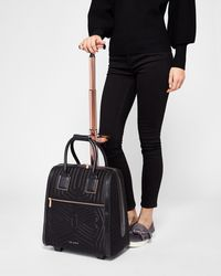 Ted Baker - Anisee Quilted Bow Travel Bag - Lyst