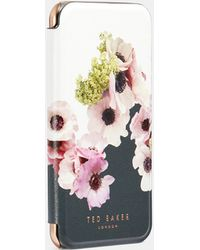 Ted Baker Neapolitan Iphone Xs Max Book Case