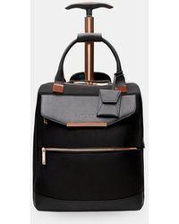 Ted Baker - Metallic Trim Travel Bag - Lyst