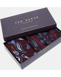 Ted Baker - Sock And Boxer Set - Lyst
