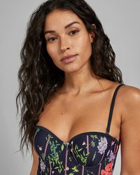 da496c1f6de Women's Ted Baker Swimwear, Bikinis & Swimsuits - Lyst