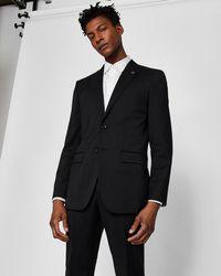 Ted Baker - Endurance Slim Wool Suit Jacket - Lyst